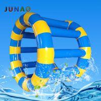 上海安徽水上玩具多少钱批发水上风火轮跑步机 水上儿童玩具漂浮物 PVC充气滚筒可定制 水上玩具哪里有