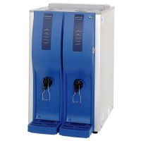 HOSHIZAKI星崎饮料急速冷却机DIC-10A-P 双龙头冷却饮料机 商用饮料机