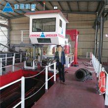 山东青州制造河道清淤挖泥船的厂家