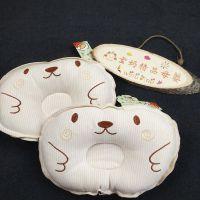 新生儿童棉定型枕婴儿宝宝枕头儿童枕头2个月7个月8个月1个月