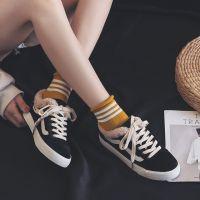 名将 冬季新款加绒棉鞋时尚休闲女鞋韩版平底潮鞋女保暖女鞋8002