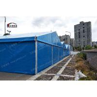 正德篷房公司供应安检通道篷房搭建服务