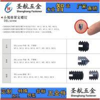 小紧定螺丝 微型机米螺丝 小紧定螺钉 生产加工厂家