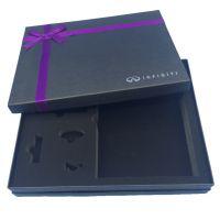 纸盒厂家供应礼品包装盒 精美丝带笔记本盒 高档汽车用品礼盒