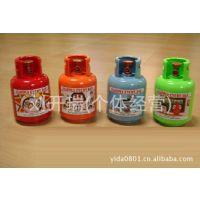 创意塑料储蓄罐 可爱煤气瓶造型存钱罐 创意生日礼品礼物
