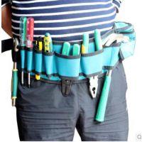工具腰包 多功能电工维修工腰包耐磨防水帆布工具包东莞厂家定制