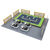 全影汇VR 供应 AR全景轨道赛车 可3人同时比赛