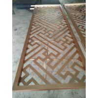 铁板镂空雕花 不锈钢异形切割 钛板镂空