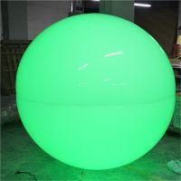 定制亚克力大型龙珠球 七彩发光工艺品龙珠 旋转龙珠球道具供应