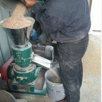 大型干湿牧草造粒机玉米颗粒饲料机/秸秆颗粒饲料加工设备价格图片