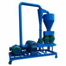 不锈钢气力吸粮机 重庆市大米气力吸粮机 QL-40吨麦子吸粮机