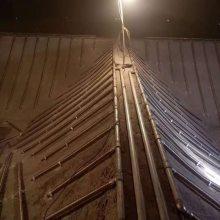 北京流化棒-山东正阳钢板仓硫化棒