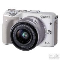 EOS佳能 M3 15-45 微单相机入门级微单反数码高清微单电数码相机