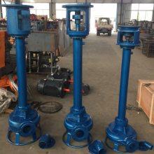 防爆电机抽渣泵 液下渣浆泵 耐磨泥浆泵