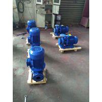 供应ISW50-125IA 1.1KW 卧式管道泵 冠桓泵阀供应