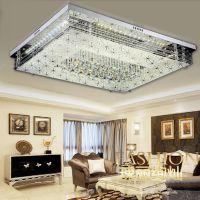 创意LED办公室吊线灯写字楼商业照明长方条形现代平板直圆角吊灯