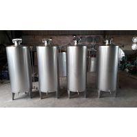 不锈钢酒罐定做-不锈钢酒罐-曲阜融达酿酒设备