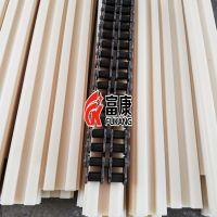 尼龙加工件08b尼龙链导轨 塑料配件制品