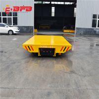 可定制车间转运输内部运输电动车 KPX系列蓄电池平车 操作灵活