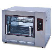 旋转式烤炉新粤海YXD-266X旋转式电烤炉 烤鸡炉厨房设备整体工程