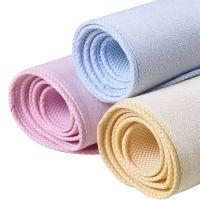竹纤维隔尿垫 宝宝防水可洗护理垫双面透气婴儿隔尿垫 厂家直销