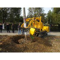 挖树机多少钱三普挖树机厂家挖树机挖一颗树大概多少钱履带式的挖树机