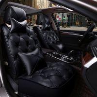 16新款3D真皮革全包坐垫大众朗逸捷达桑塔纳速腾四季通用汽车座套