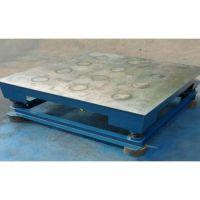 绥化砌墙砖成型振动台混凝土磁力振动台