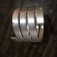 铜门铜管弯弧机 椭圆形钢滚弯机 非标型材弯圆机 来料加工