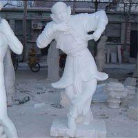 加工定制花岗岩石雕猪八戒 西游记神话人物雕塑古城园林景观雕塑