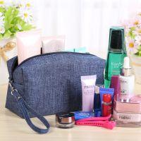 韩国新款便携旅行化妆包大容量手拿包小号防水化妆收纳包定做