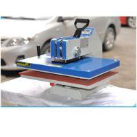 台山40*60美式摇头烫画机高压烫画机的使用方法