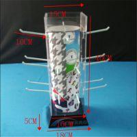 有机玻璃4面展柜定做 式柜展示架厂家专业定制直销 饰品陈列架
