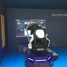 2019VR模拟赛车一站式解决方案 专业VR互动设备等你来体验