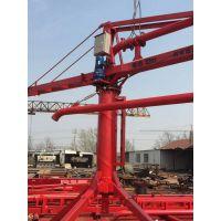 15米手动布料机混凝土输送专用机械
