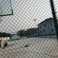 体育馆围栏安装 球场护栏网厂家 高速路围网