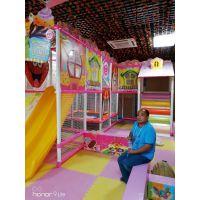 淘气堡品牌 青岛大型淘气堡室内游乐园木质 儿童滑梯