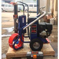 聚氨酯防水涂料液压无气喷涂机涂汇特BM89s价格