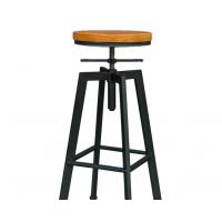 倍斯特简约现代时尚铁木结合吧凳创意中餐快餐咖啡厂家定制