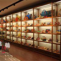 鞋店展示柜 商场高端鞋店货架鞋展示柜展示架 鞋店装修鞋展柜定制
