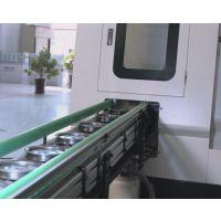 汽车皮带轮车床加工自动上下料机械手自动线实例|在线检测+刀具自动补偿功能|车床机械手厂家机械手价格