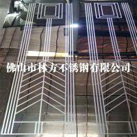 专业厂家定制 8k镜面蚀刻板 彩色不锈钢蚀刻板 电梯装饰板材