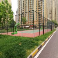 网球场围网,篮球场围网、足球场围网、排球场地和体育训练场地运动场围栏