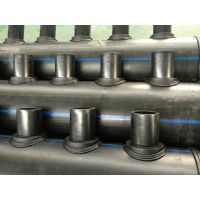 PE集分水器 地源热泵管件 生产公司 杭州萧红塑胶有限公司
