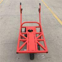 装卸建筑设备用平板车 行驶不挑路的手推车 奔力YTJX-JGC