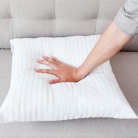 抱枕芯沙发靠枕芯十字绣靠垫芯长方形40 45 50 55 60正方形方垫芯