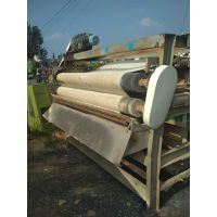 全国回收二手3米×12m污泥脱水一体机 带式压滤机