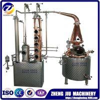 白酒蒸馏设备、威士忌、金酒酿酒设备、酒精蒸馏器