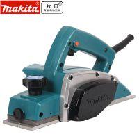 牧田makita电刨N1900B家用多功能手提木工刨 电刨子木工电动工具