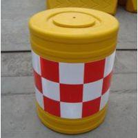 茂名交通设施高速滚塑防撞桶 阳西塑料防撞桶厂家